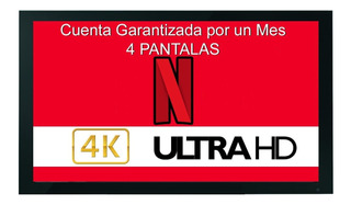 Kit Digital Activacion 4 Pantalla Uhd Netfflix