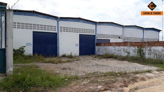 Galpões Em Camaçari - Gl00032 - 34829112