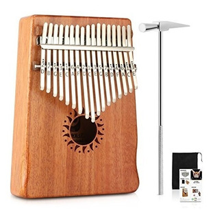 Donner 17 Key Kalimba Thumb Piano Original Importado U S A
