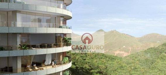 4 Suites 576 M² Vale Do Sereno - Ap0482