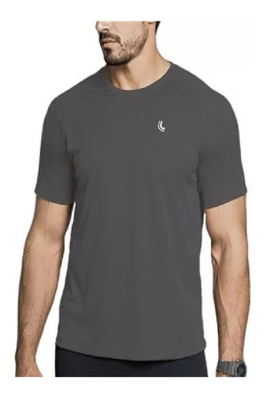 Camiseta Lupo Masculina Basica Dry Poliester