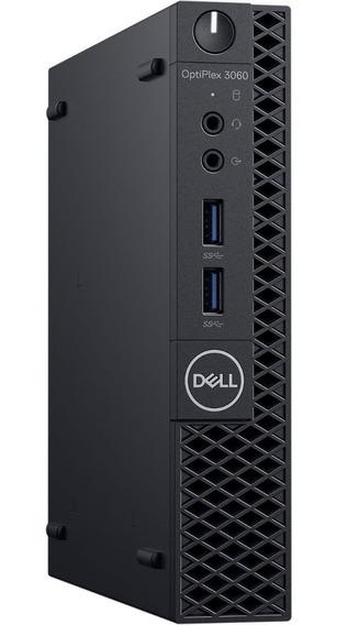 Computador Dell 3060 I5 8ª Ger 8gb Ssd M2 240gb Win10 Wifi