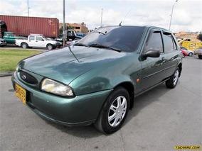Ford Fiesta Lx Mt 1300cc