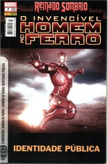 Pacote Com 10 Hq Formato Americano Marvel