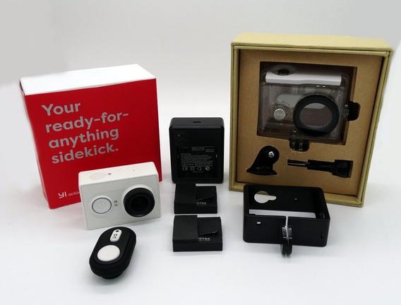 Câmera De Ação Action Cam Xiaomi Yi Full Hd - Igual A Gopro