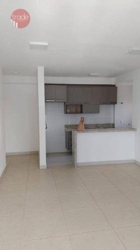 Apartamento Com 3 Dormitórios À Venda, 67 M² Por R$ 380.000,00 - Jardim Palma Travassos - Ribeirão Preto/sp - Ap6788