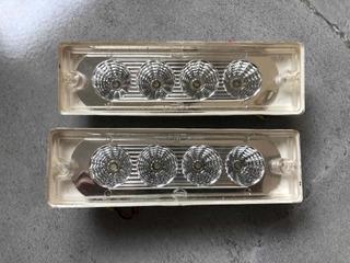 Cuarto Nissan D21 94-00 4 Leds Cuarto Y Estrobo Par