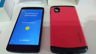 Lg Nexus 5 - Pantalla Marcada