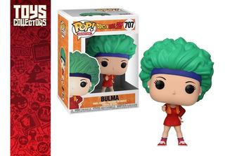 Funko Pop - Bulma 707 Dragon Ball Z