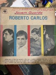 Jovem Guarda - Roberto Carlos - Vinil