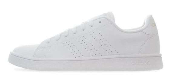Tenis adidas Advantage Base - Ee7692 - Blanco - Hombre