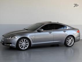 Jaguar Xf 3.0 V6 Portfolio Supercharged 4p Automático