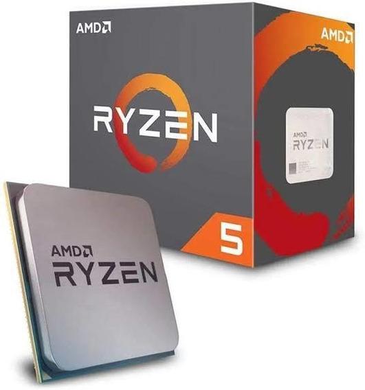 Processador Amd Ryzen 5 2600 Es 3.9ghz 6-cores 12-threads