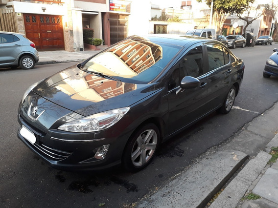 Vendo Peugeot 408 Feline. Año 2011. Muy Buen Estado. Titular