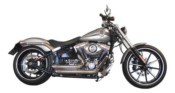 Harley Davidson Softail Breakout 2015 Escap Shortshots Cromd