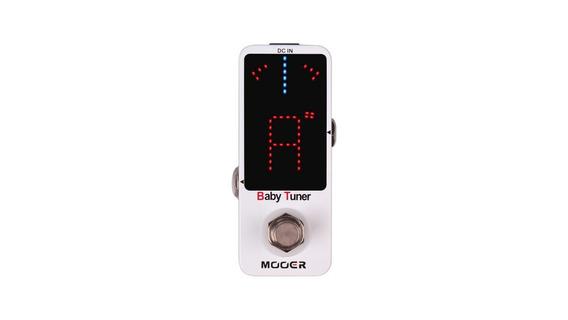 Pedal Afinador Mooer Baby Tuner - Mtu1 - Fonte Grátis