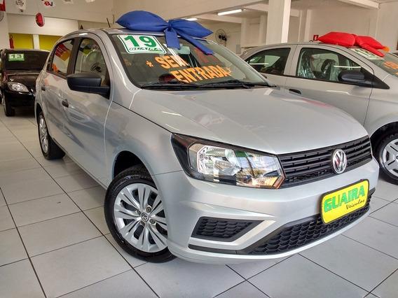 Volkswagen Gol 2019 1.6 Msi Total Flex 5p