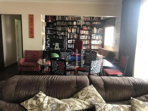Apartamento Com 4 Dormitórios À Venda, 125 M² Por R$ 1.150.000 - Parque Da Mooca - São Paulo/sp - Ap2721