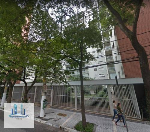 Imagem 1 de 7 de Apartamento Com 2 Dormitórios À Venda, 115 M² Por R$ 1.351.785 - Moema - São Paulo/sp - Ap3548