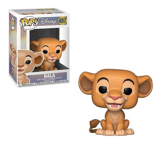Funko Pop! The Lion King - Nala - El Rey León