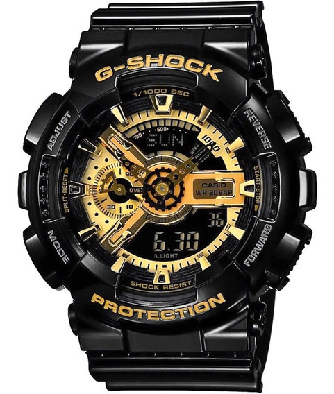 Relógio G Shock Ga-110gb-1 Colecionador