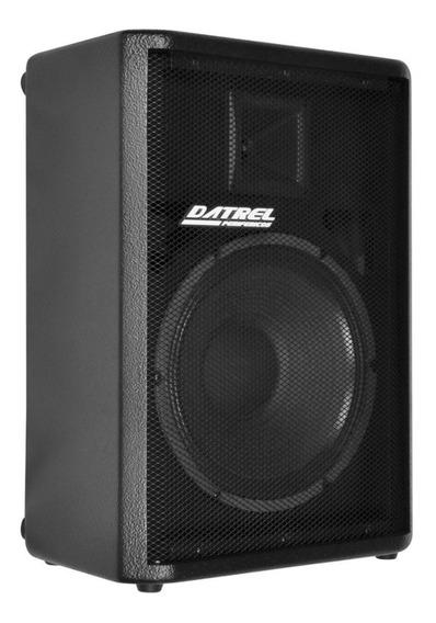 Caixa de som Datrel MA10-200P portátil Preto 127V/220V