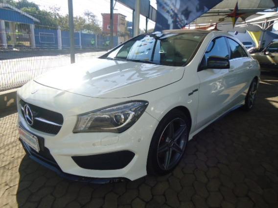 Mercedes-benz Cla 250 2.0 16v 4p Sport Turbo Automático 2015