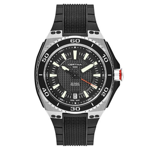 Reloj De Cuarzo Certina Para Hombre C023-710-27-051-00