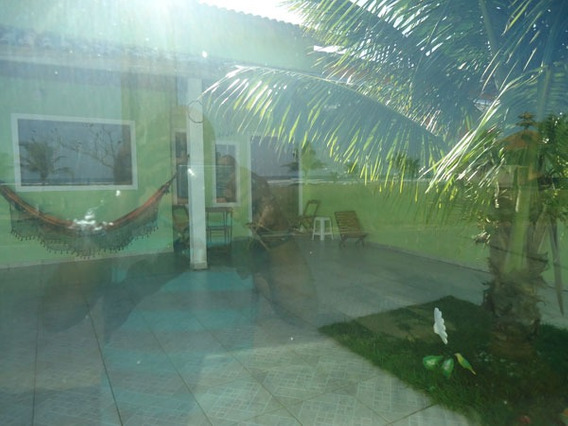 Casa De Frente Para Praia - Rec.bandeirantes - Ref; 872