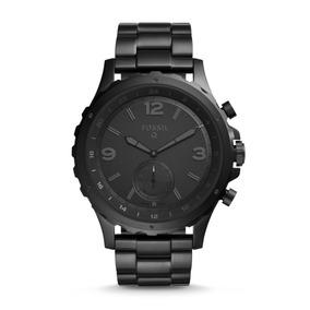 Smartwatch Maculino Fossil Híbrido Q Nate Ftw1115