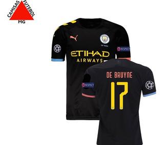Camisa Manchester City 2019/2020 Original - Pronta Entrega