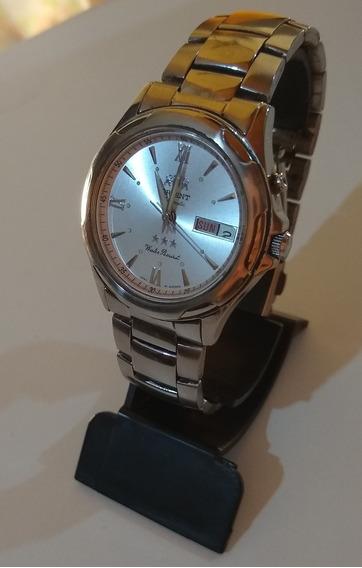 Relógio Masculino Orient 3 Estrelas469ss006-rf