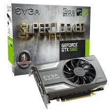 Tarjeta De Video Evga Gtx 1060 Sc Gaming 3gb/192-b