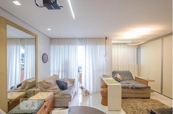 Apartamento No 4º Andar Mobiliado Com 2 Dormitórios E 2 Garagens - Id: 892945872 - 245872