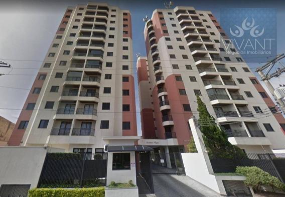 Apartamento Com 3 Dormitórios Para Alugar Por R$ 1.500/mês + Cond. + Iptu - Centro - Suzano/sp - Ap0182