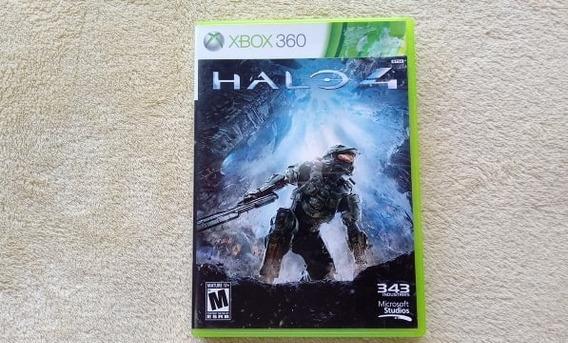 Jogo Halo 4 Xbox 360 / Xbox One Original