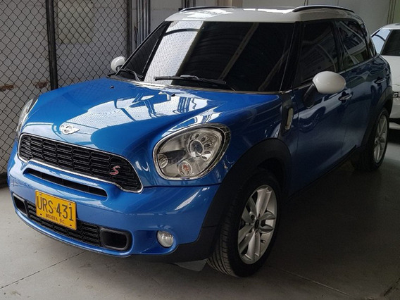 Mini Cooper S Countryman Hot Chili Tp 1600cc Turbo Connected