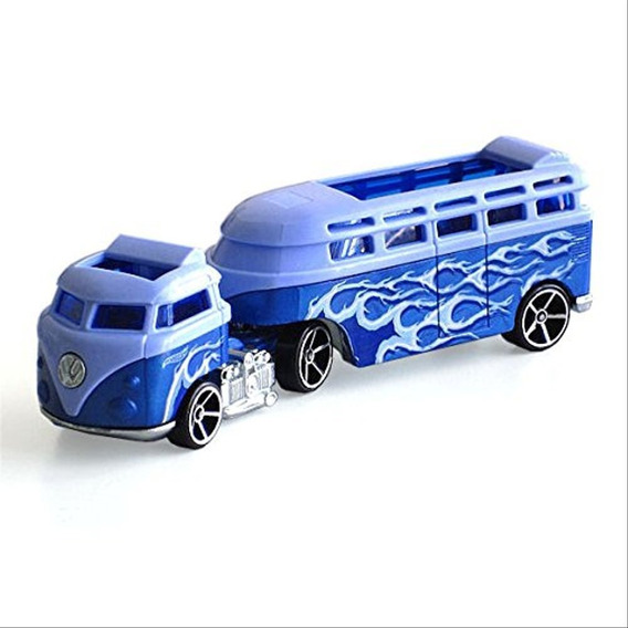 Hot Wheels Track Stars Camion Transportador Custom Volkswage