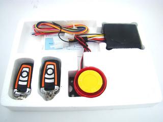 Alarma Antirrobo Motocicleta Encendido A Distancia C-xb11