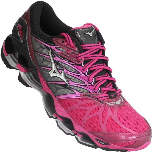 Tênis Mizuno Wave Prophecy 7 Original Feminino Top