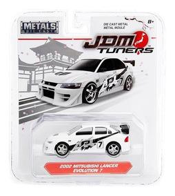 Mitsubishi Lancer Evolution 7 2002 Jdm Tuners 1:64 Jada Toys