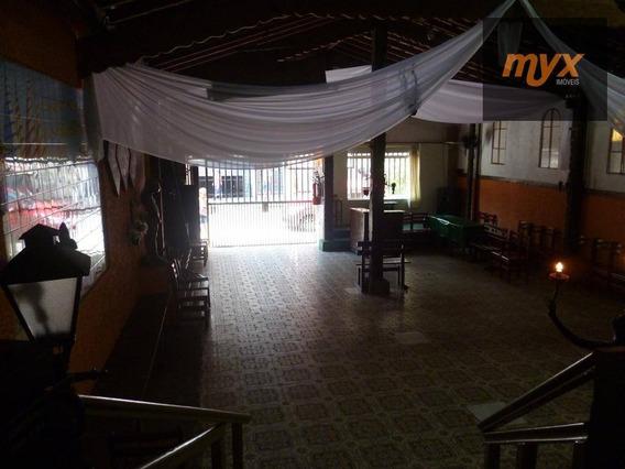 Casa Residencial À Venda, Biquinha, São Vicente. - Ca0321