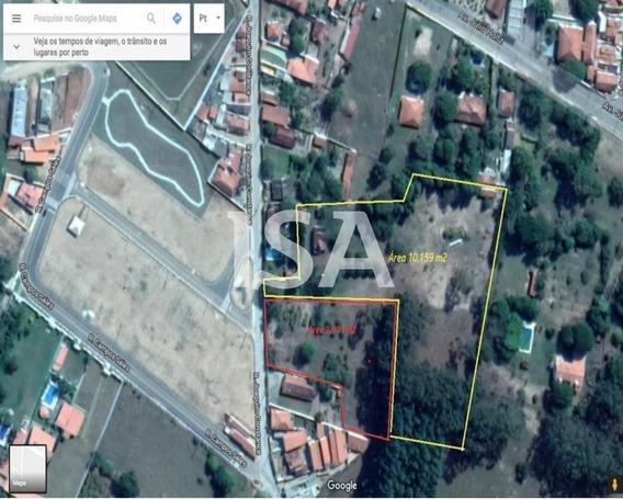Terreno Venda, Centro, Sarapuí, Excelente Terreno 14.060 M² Ótima Localização - Te00911 - 34148332