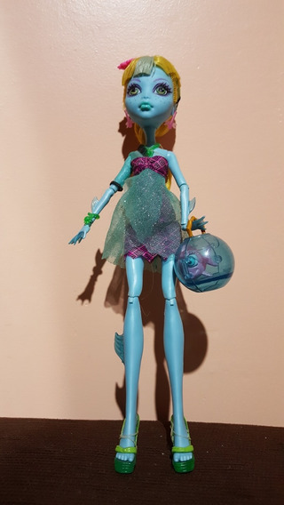 Boneca Monster High Lagoona