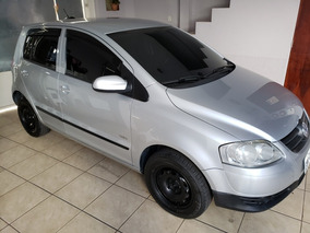 Volkswagen Fox 1.0 Plus Total Flex 5p 2008