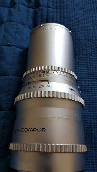 Lente Hasselblad Sonnar 250mm 1:5.6