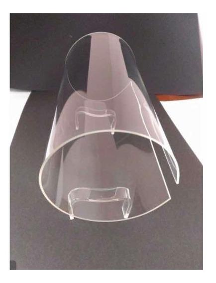 Expositor Para Tiara 29cm Acrílico Cristal