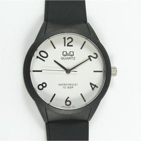 Relógio Q & Q Miyota Masculino Pulseira Borracha Vr28j023y