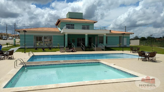 Casa Em Condomínio Com 2 Dormitório(s) Localizado(a) No Bairro Santo Antonio Dos Prazeres Em Feira De Santana / Feira De Santana - 3865