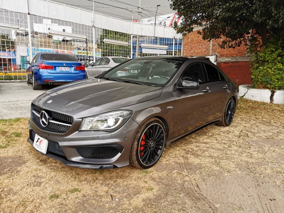 Mercedes-benz Clase Cla 45 Amg